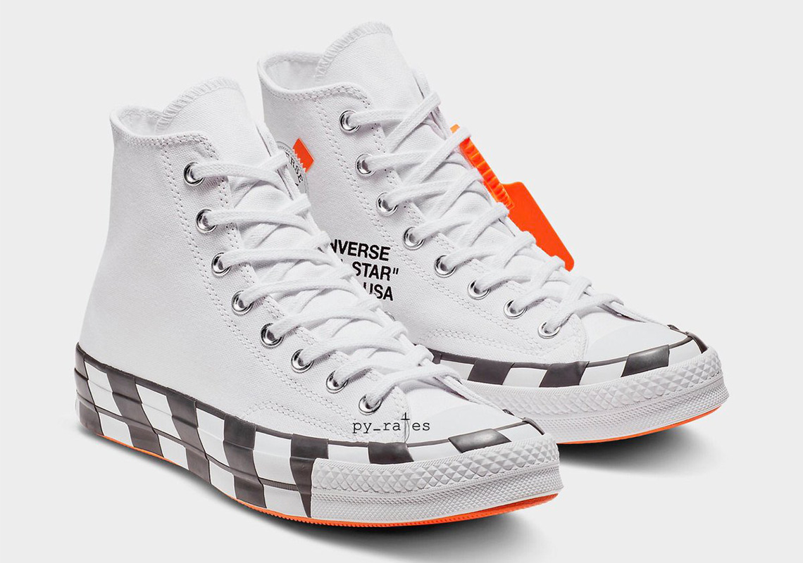 nike collaboration off white