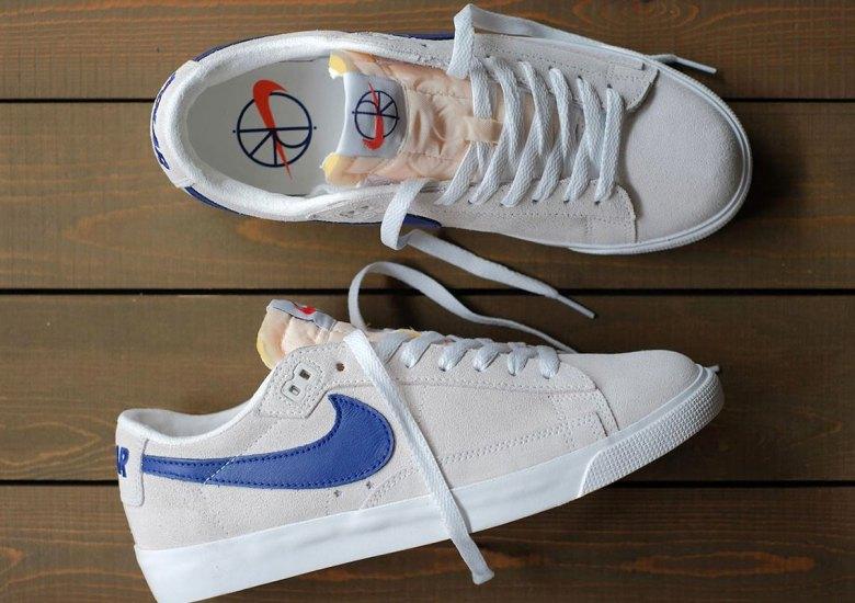 Polar Skate Co. x Nike SB Blazer Low