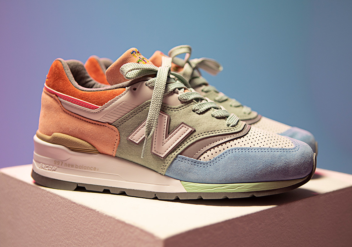 Todd Snyder teams up with New Balance to release the New ...