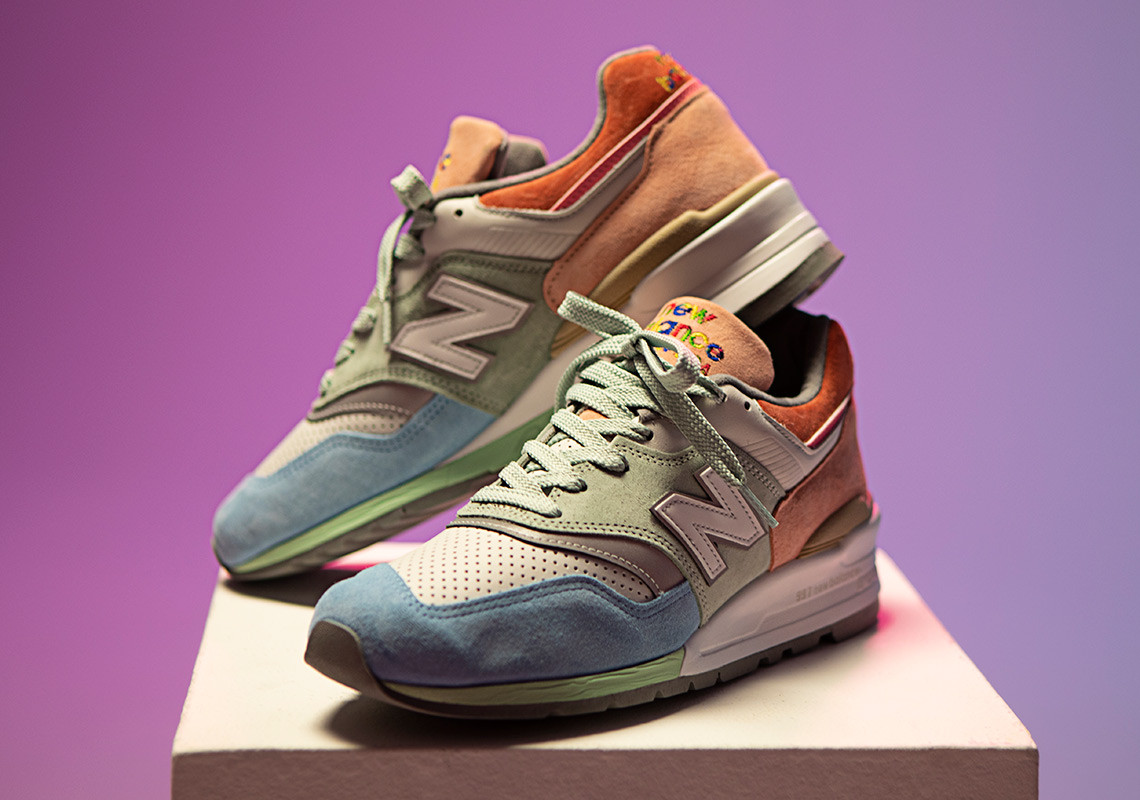 Todd Snyder Teams Up With New Balance To Release The New